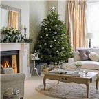 10 gợi ý trang trí cây thông Noel tuyệt đẹp