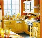 10 mẹo cho gian bếp nhỏ