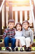 10 phương pháp nuôi dưỡng tính cách của trẻ