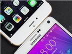 10 tính năng quý của Galaxy Note 4 mà iPhone 6 Plus không có