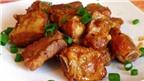 2 món ăn ngon từ thịt lợn ai cũng mê thích lại dễ chế biến