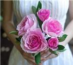3 cách làm hoa giấy nhún đơn giản nhất bạn nên thử