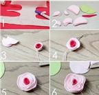 3 cách làm hoa vải dạ cực dễ mà bạn chưa biết
