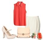 3 cách phối đồ bắt mắt với mini-skirt trắng