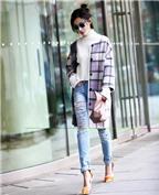3 cách phối đồ đẹp với quần jean để đi chơi Tết