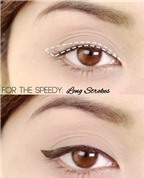 4 cách kẻ viền mắt phổ biến nhất