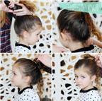 4 kiểu tóc giúp bé chống nóng cho ngày hè