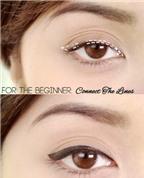 4 kiểu vẽ viền mắt nước tuyệt đẹp