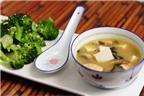 4 thực phẩm giúp mau no, giảm béo