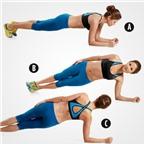 5 bài tập giảm mỡ bụng dưới nhanh, hiệu quả tức thì