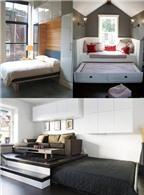 5 cách bài trí thêm giường ngủ cho căn nhà chật