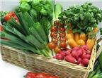 5 cách hiệu quả tận dụng rau quả thừa