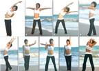 5 động tác thư giãn giúp chống mệt mỏi