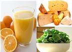 5 dưỡng chất cần thiết cho trẻ