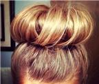 5 kiểu tóc búi mùa thu tuyệt đẹp