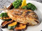 5 lợi ích sức khỏe tuyệt vời của cá