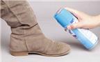 5 mẹo bảo quản và làm sạch giày da lộn vào mùa mưa