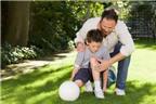 5 nguyên tắc dạy con của bố