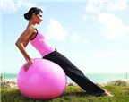 6 bí quyết tập luyện giảm cân sau sinh