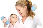 6 mẹo giảm cân sau khi sinh