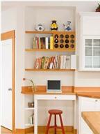 7 cách bố trí góc làm việc thông minh cho nhà nhỏ