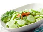 7 loại rau củ bổ dưỡng cho mùa hè