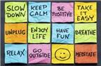 7 lời khuyên khi bị căng thẳng