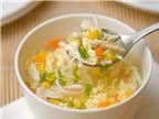 7 thực phẩm trị cảm cúm cho bà bầu ngày chuyển mùa