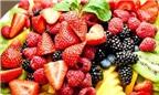 7 trái cây giàu chất chống oxy hóa