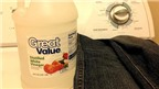 8 mẹo vặt làm sạch vết bẩn trên quần áo
