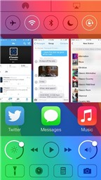 Auxo 2 (iOS 7) – định nghĩa lại trải nghiệm đa nhiệm trên iOS 7