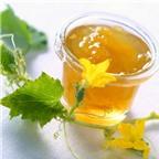 Bài thuốc chữa bệnh từ mật ong