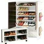Bài trí tủ giày theo phong thủy