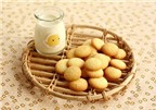 Bánh quy bơ sữa giòn thơm
