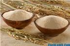 Bật mí cách làm đẹp bằng cám gạo từ A đến Z