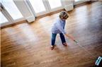 Bí kíp bảo quản sàn gỗ luôn mới đẹp