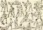 Bí kíp điểm huyệt trong công phu võ thuật