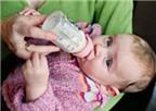 'Bí kíp' phòng trớ sữa cho trẻ