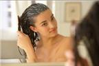 Bí quyết chăm sóc tóc đẹp mùa thu