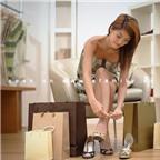Bí quyết chọn giày cho chị em có đôi chân ngoại cỡ