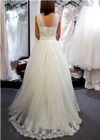 Bí quyết chọn váy cưới cho cô dâu gầy