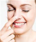 Bí quyết cứu nguy cho vùng da khô quanh mũi