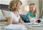 Bí quyết dạy trẻ biết tiết kiệm tiền