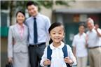 Bí quyết để bé thích đến trường