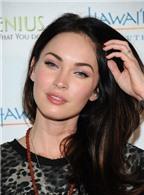 Bí quyết đẹp tựa nữ thần của Megan Fox