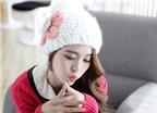 Bí quyết diện mũ len xinh xắn cho ngày đầu năm