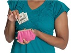 Bí quyết giữ tiền của mẹ