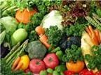 Bí quyết giữ vitamin A khi chế biến rau xanh