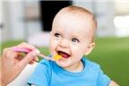 Bí quyết giúp bé ăn ngon miệng mỗi ngày