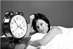 Bí quyết hạn chế chứng tiểu đêm